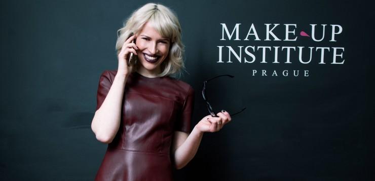 Markéta Davidovich, majitelka Make-Up Institute Prague o úspěchu svých absolventů