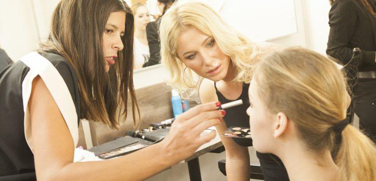 Make-Up Artistka Gabriela Tesaříková: Za svůj největší úspěch považuji, že se mi podařilo skloubit rodinu s prací, která mě naplňuje.