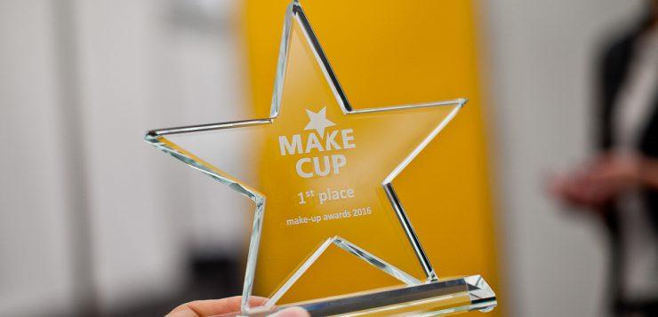 Splň si svůj sen díky MAKE CUP make-up awards 2018